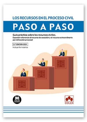 RECURSOS EN EL PROCESO CIVIL. PASO A PASO.