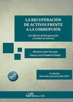 RECUPERACIÓN DE ACTIVOS FRENTE A LA CORRUPCIÓN