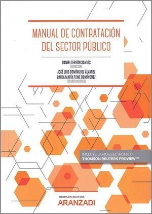 MANUAL DE CONTRATACION DEL SECTOR PUBLICO