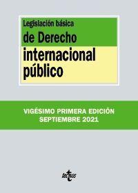 LEGISLACION BASICA DE DERECHO INTERNACIONAL PUBLICO
