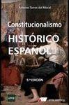 CONSTITUCIONALISMO HISTÓRICO ESPAÑOL
